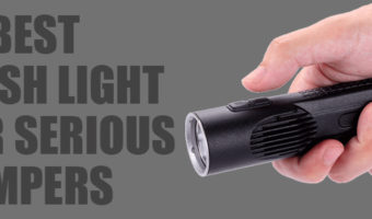 Flash Light for Serious Campers