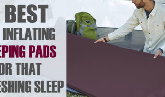 Self Inflating Sleeping Pads for that Refreshing Sleep