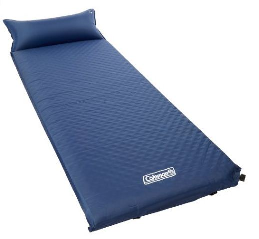 camp pad with attached pillow 3