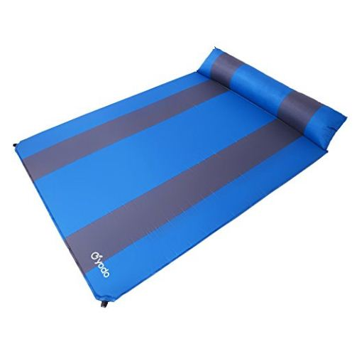 sleeping pad with pillow 6
