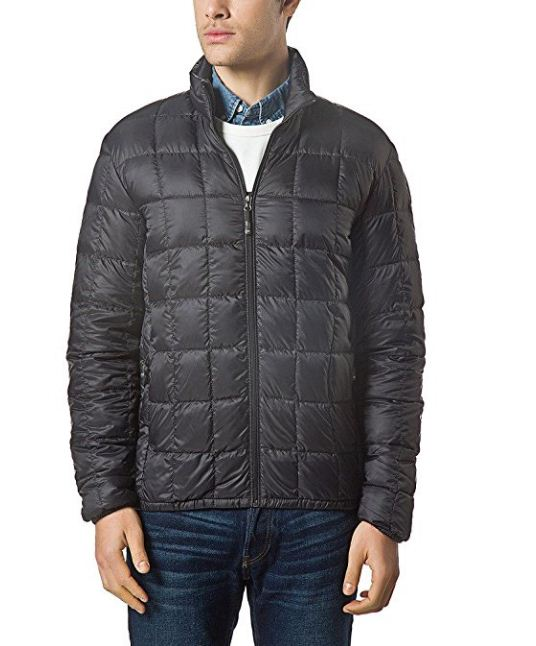 Down Quilted Puffer Jacket 3