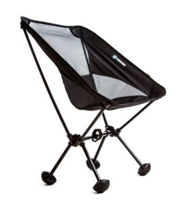 Terralite Portable Camp Beach Chair Perfect For Beach, Camping, Backpacking,