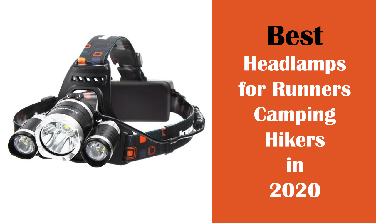 Best headlamp for runners and camping