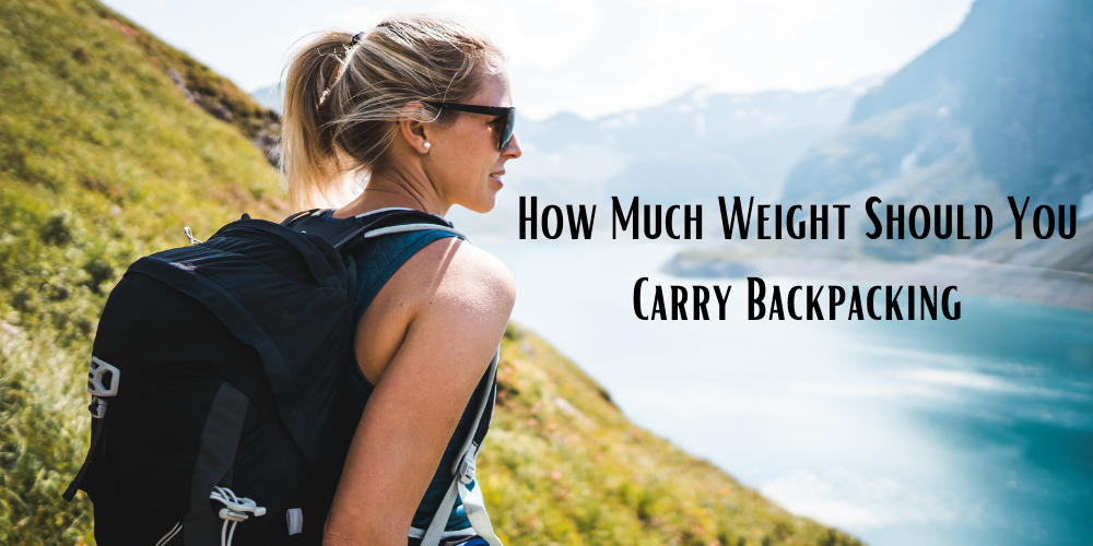 Blog-Post How Much Weight Should You Carry Backpacking